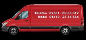 Transporter Möbeltreff