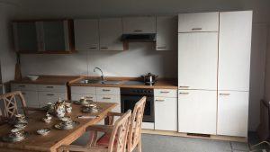 Große Küchenzeile