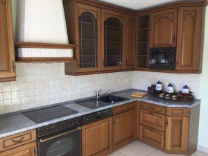 Eiche rustikal Küche von Nobilia