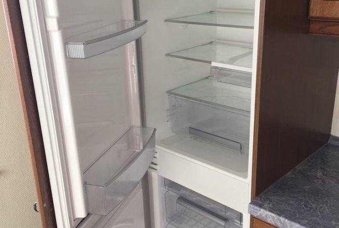 Neff Kühlschrank, Nobilia Küche