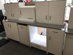Ikea Küchenschrank weiß