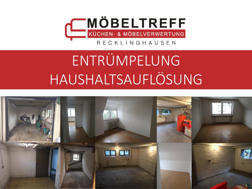 Entrümpelung Recklinghausen Haushaltsauflösung