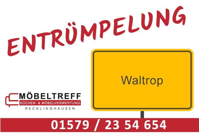 Entrümpelung Waltrop