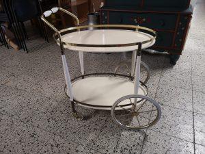 Teewagen, klassisch