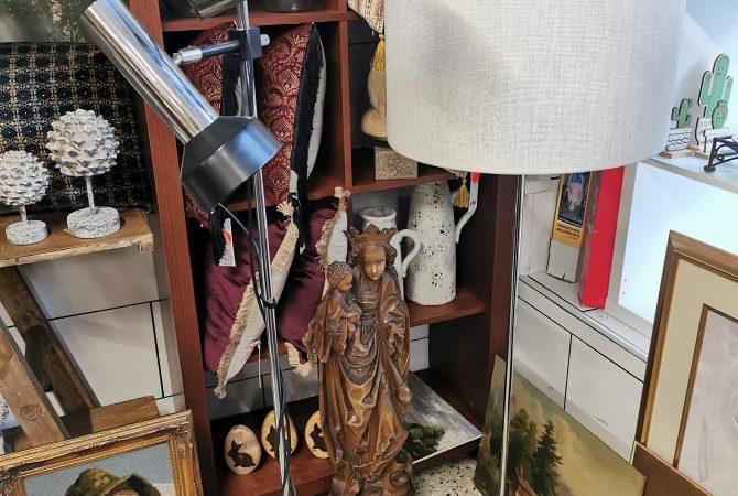 Staff Lampen