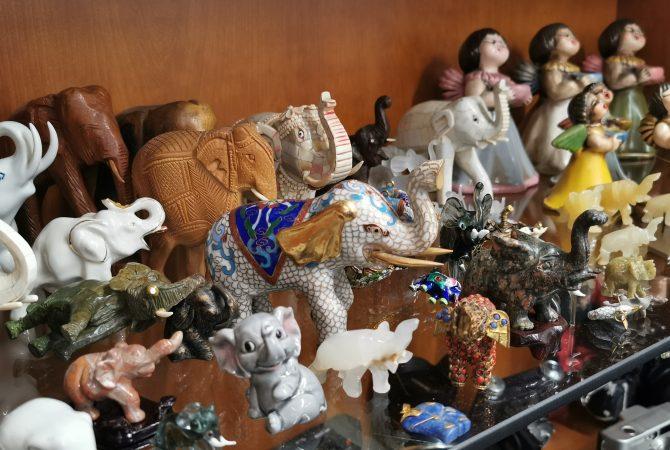 Elefanten Sammlung, Engel von Thun