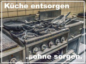 Küche entsorgen